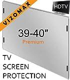 39 - 40 inch Vizomax TV Screen Protector for LCD, LED & Plasma HDTV