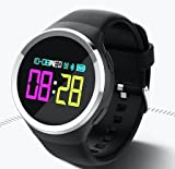 Fitness Tracker by Torus Pro | Smart Watch, Fitness Watch, Weight Loss | Get fit and stay fit | Heart Rate Monitor, Pedometer, Watch, Sleep Monitor, Blood Pressure Monitor, Oxygen Saturation Monitor, Activity Tracker, Fitness, Bluetooth, Calorie Counter