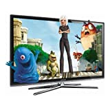 Samsung PS50C680G5 50-inch Widescreen Full HD 1080p Crystal Design Plasma 3D Ready Television with FreeviewHD