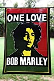 Beautiful Bob Marley Print 100% Cotton Bed Cover, Tapestry ,Bed Sheet, Throw, Wall Hanging, Hippie Wall Hanging, Wall Decorative Art