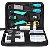 FIXKIT 21 in 1 Network Computer Maintenance Tool Kit Cable Tester