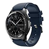 sunnymi Fashion Sports Silicone Bracelet Strap Band For Samsung Gear S3 Frontier