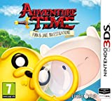 Adventure Time: Finn and Jake Investigations (Nintendo 3DS)