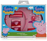 Place Difusion Peppa Pig Basic Set B4–11Set of 6Hair Elastic, 9, 4Frogs and a Headphones