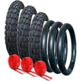 An Alternative Set of Tyres and Tubes for an Out N About Nipper Pushchair