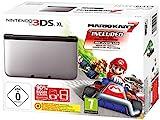 Nintendo 3DS XL black/silver incl. Mario Kart 7
