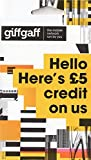 Official Giffgaff 3G/4G - Multi sim - Preloaded with £5 Credit + Adapter - Unlimited Calls, Texts and Data - For IPHONE 4/4S/5/5C/5S/6/6S/6+ iPad 1/2/3/4/5 Air/2/5 Galaxy S1/S2/S3/S4/S5/S6/S6-Edge/S7/S7-edge, LG Phones, HTC Phones, Sony/Sony Xperia Phones -  Mobiles Directs Communications Ltd