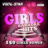 Vocal-Star Girls Hits Karaoke Collection CDG CD+G Disc Pack 8 Discs - 150 Songs