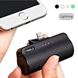 iWalk 3300mAh Portable Compact Built in Lightning Docking External Battery Pack Power Bank Charger For iPhone 5 6 7 8 Plus X SE