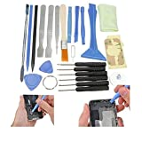 23 in 1 Durable Disassembly Tools Phone Screen Laptop Opening Repair Tools Kit for Phone iPad Cell Phone Tablet PC