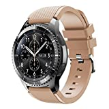 sunnymi Smart Watch Strap Multifunctional Waterproof Adult Boys And Girls Student Children's Electronic Watches, Outdoor Watches, Cycling Watches Sport GPS (Khaki)