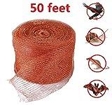 Copper Mesh,for Mouse Rat Rodent Control, Snail Repel Control, Slugs Expeller, Snake Control,Bat Control,Insect Control,15 Metre,100% Copper