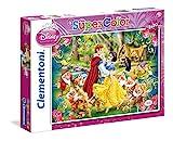 Clementoni 'Rapunzel & Snow White' 2-in-1 Puzzle (40-Piece)