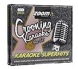 Zoom Karaoke CD+G - Crooning Superhits - Triple CD+G Karaoke Pack