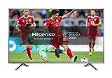 Hisense H65N5750UK 65-Inch 4K UHD Smart TV - Silver (2017 Model)