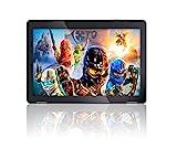 10.1' Fusion5 Android 7.0 Nougat Tablet PC - (MediaTek Quad-Core, 104B Model, GPS, Bluetooth 4.0, FM, 1280*800 IPS Display, Google Certified Tablet PC) - Dec 2017 Release (16GB)