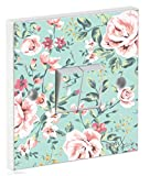 Vintage Flowers Double Light Switch Sticker Vinyl / Skin cover dsw9