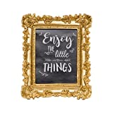 Little Things Ornate Gold Photo Frame