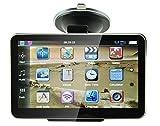 TOM 4.3' CAR GPS SAT NAV NAVIGATION SYSTEM TOM FM POI FREE UK + EU MAPS SATNAV- 14 DAY RENTAL