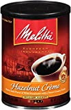 Melitta Hazelnut Creme Medium Roast Ground Coffee 312g Tin