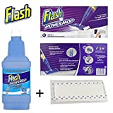 Flash Power 1 Bottle and 12 Refill Pads