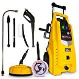 WILKS-USA RX525 High Pressure Washer 2400 PSI/165 BAR Electric Water Patio Cleaner