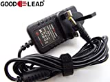 GOOD LEAD Replacement Sony AC 6013.6V 1.3A AC Adapter For Sony RDP M7iP Docking Station