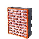 60 Drawer Hardware Storage Cabinet