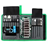 Blingco 78 in 1 Precision Screwdriver Set, Magnetic Driver Kit, Electronic Repair Tool Kit for iPad, iPhone, Laptops, PC, Smartphones, Watches, Glasses, Tablets and Other Devices with Portable Box
