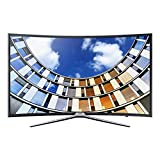 Samsung 55-Inch M6320 Smart Full HD Curved TV - Dark Titan