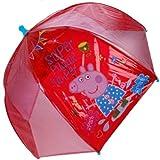 Character Peppa Pig 'Super Puddle Jumper' Dome PVC Umbrella