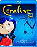 Unknown Coraline (Blu-ray 3D/ DVD Combo)