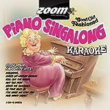 Zoom Karaoke - 60 Piano Singalong Favourites - Double CD+G Set