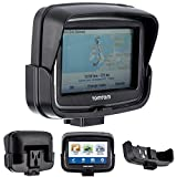 Ultimateaddons Dedicated Mount Holder for TomTom Rider v5 4.3' Satnav GPS Device, Can be used with Various Ultimateaddons Mounting Attachments