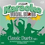 Zoom Karaoke CD+G - Classic Duets 1 - Vocal Stars Karaoke Series ZVS012