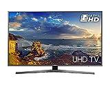 Samsung UE40MU6470 40' 4K Ultra HD Smart TV Wi-Fi Black,Silver LED TV - LED TVs (101.6 cm (40'), 4K Ultra HD, 3840 x 2160 pixels, LED, PQI (Picture Quality Index), Flat)