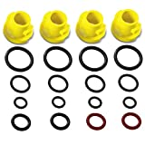 Genuine Karcher Pressure Washer O-Ring Nozzle Set (Fits: K1 K2 K3 K4 K5 K6 K7 T250 T-Racer)