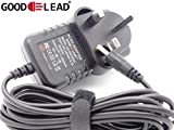 GOOD LEAD 9.0V 1.0A AC Adapter 4 Lexibook Ultimate DVDP5SP Spider Man Portable DVD Player
