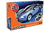 Airfix Quick Build Bugatti Veyron Car Model Kit