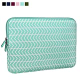 Aucase 13-14 Inch Laptop Sleeve, Thickest Lightest Water Resistant Neoprene Protective Laptop Case / Ultrabook Briefcase / Notebook Carrying Bag, for HP / Asus / Acer / Lenovo / Dell