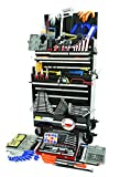 Hilka TK489 Professional Tool Chest and Cabinet Tool Kit (489-Piece)