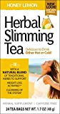 Herbal Slimming Tea, Honey-Lemon, Caffeine Free, 24 Tea Bags, 1.6 oz (45 g)