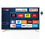 Sharp LC-32DHG6021K 32-Inch Widescreen LED Smart DVD TV with Freeview HD