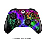 Stickers Skin Decals for Xbox One Controller - Custom Xbox 1 Remote Controller Leather Texture Sticker - Modded X1 Accessories Decal - Printed [ Controller Not Included ] by GameXcel