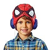 Spider-Man Marvel Headphone Hat - Child Safe Kids Headphones