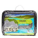 Outdoor Revolution Treadlite Camping Carpet 250x500cm, Grey, One Size