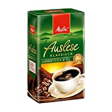 Melitta Gema Recommended Filter Coffee Roaster Coffee, Rich and Temperamentvoll, Strong Röstgrad, Strength 4.0, Auslese Classic 12 x 500g