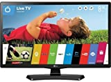 LG 24MT48DF-PZ 24-inch Smart HD Ready  Widescreen 1366x768 LED TV [Energy Class A]