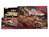 Mattel DXY95 Cars 3 Crazy 8 Crashers Smash and Crash Derby Playset (60 x 80 cm)