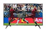 Hisense H60NEC5600UK 60-Inch 4K Ultra HD Smart TV - Black (2017 Model)